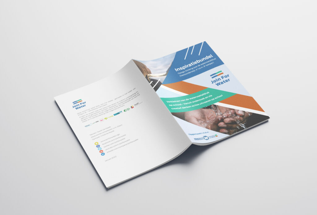 brochures join for water