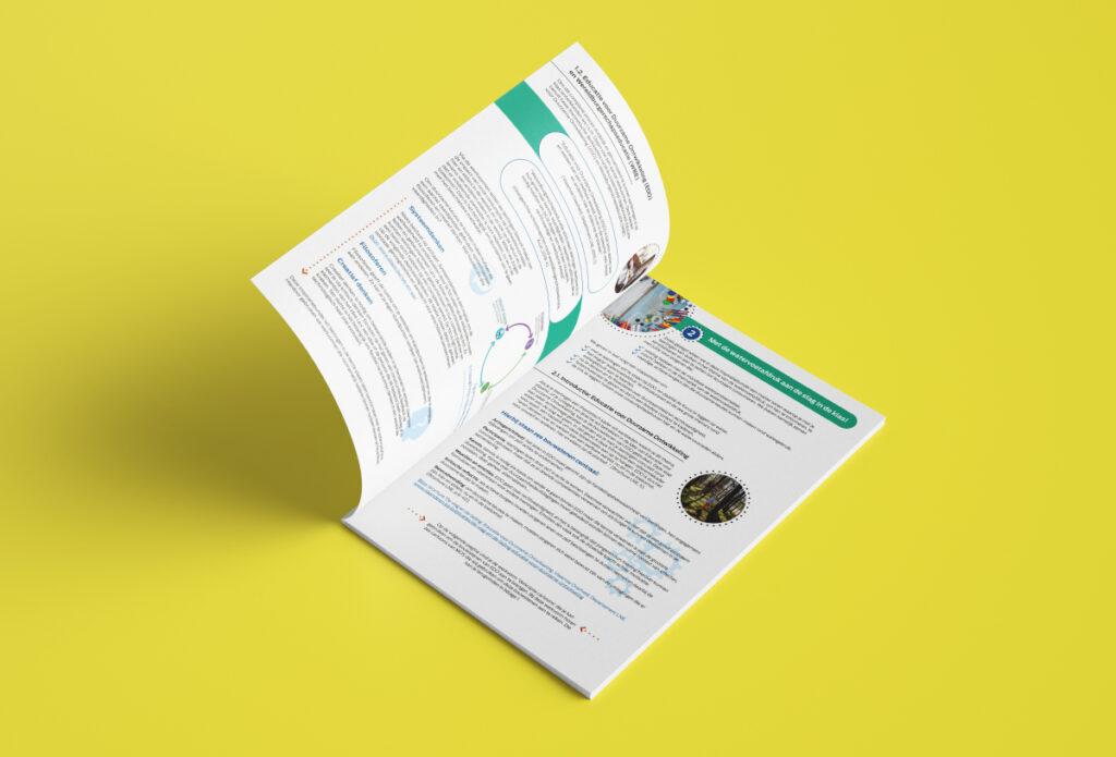 brochures ontwerpen