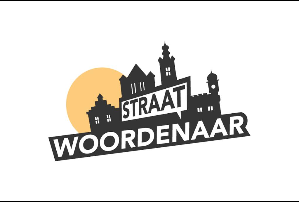 logo design straatwoordenaar